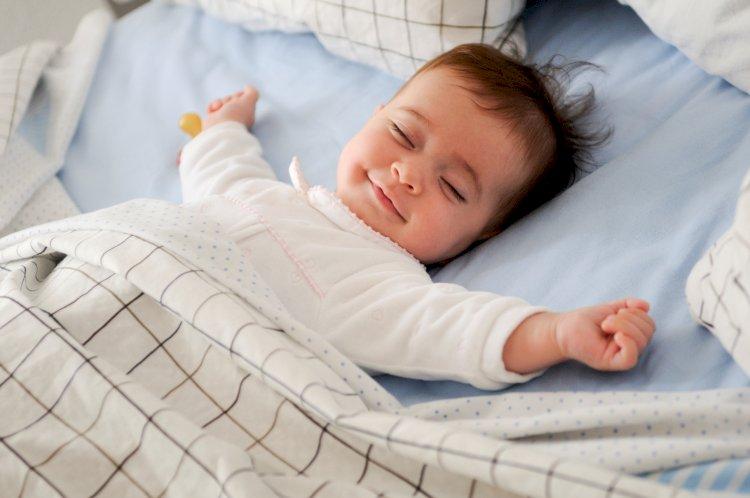 Best sleeping habits in children