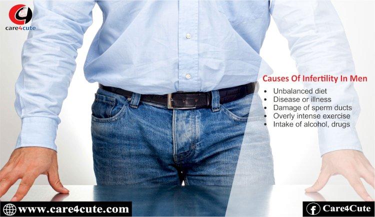 Top 10 Major Causes of Infertility in Men