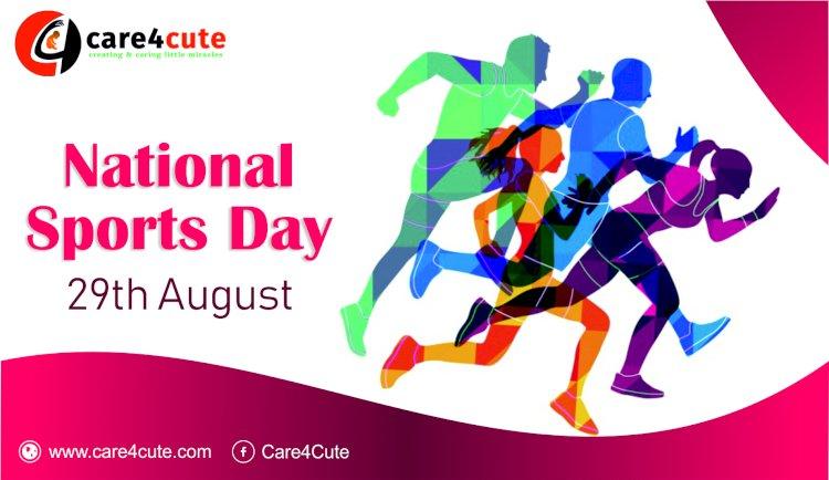 National Sports Day (Rashtriya Khel Divas) 2019 - A Tribute to Major Dhyam Chand