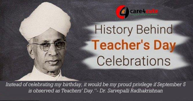 Happy Teachers' Day 2019