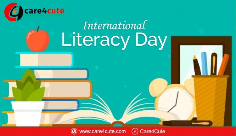 8 September - International Literacy Day 2019