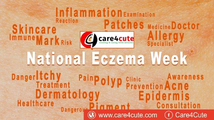 15 Sep to 22 Sep - National Eczema Week 2019