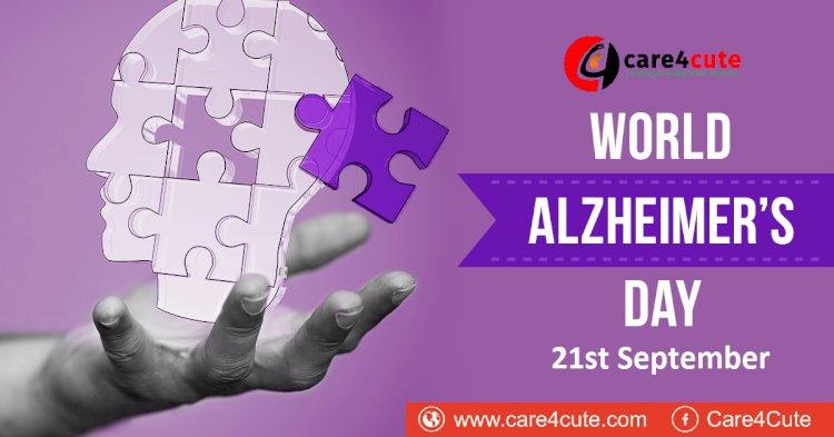 September 21 : World Alzheimer's Day 2019