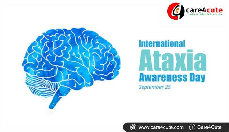 September 25th - International Ataxia Awareness Day 2019