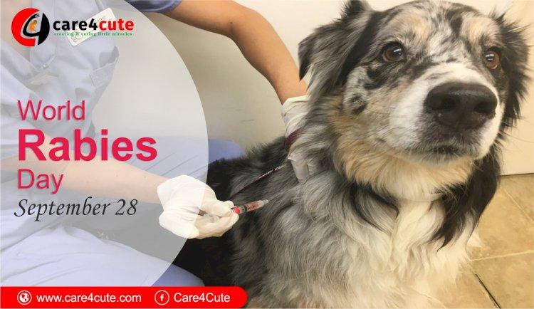 September 28 - World Rabies Day 2019