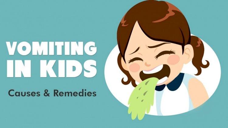 Vomiting in kids