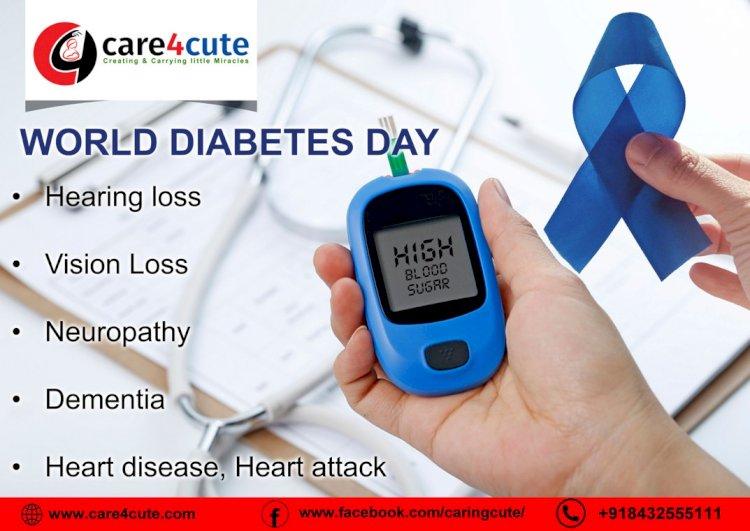 November 14 - World Diabetes Awareness Day 2019