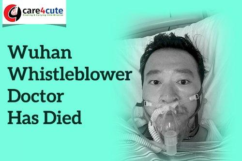 Wuhan Whistleblower Doctor Has Died