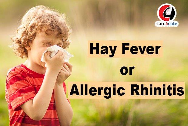 Hay Fever (Allergic Rhinitis)