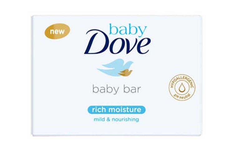 Baby Dove Cream Rich Moisture Bathing Soap