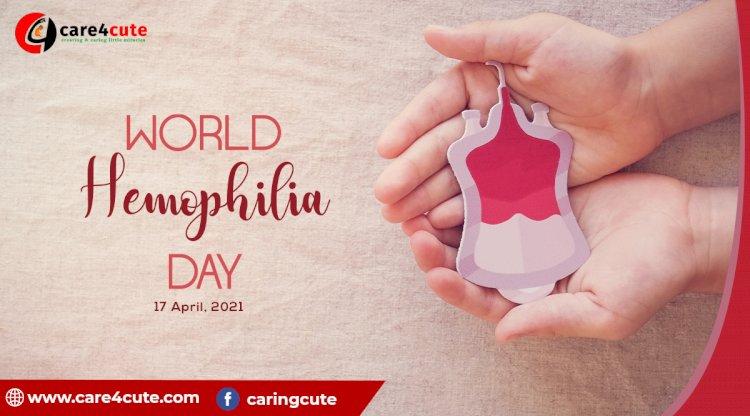17 April - World Hemophilia Day 2021
